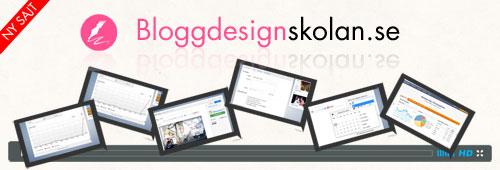 Bloggdesign